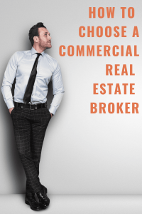 how to choose a commercial real estate broker