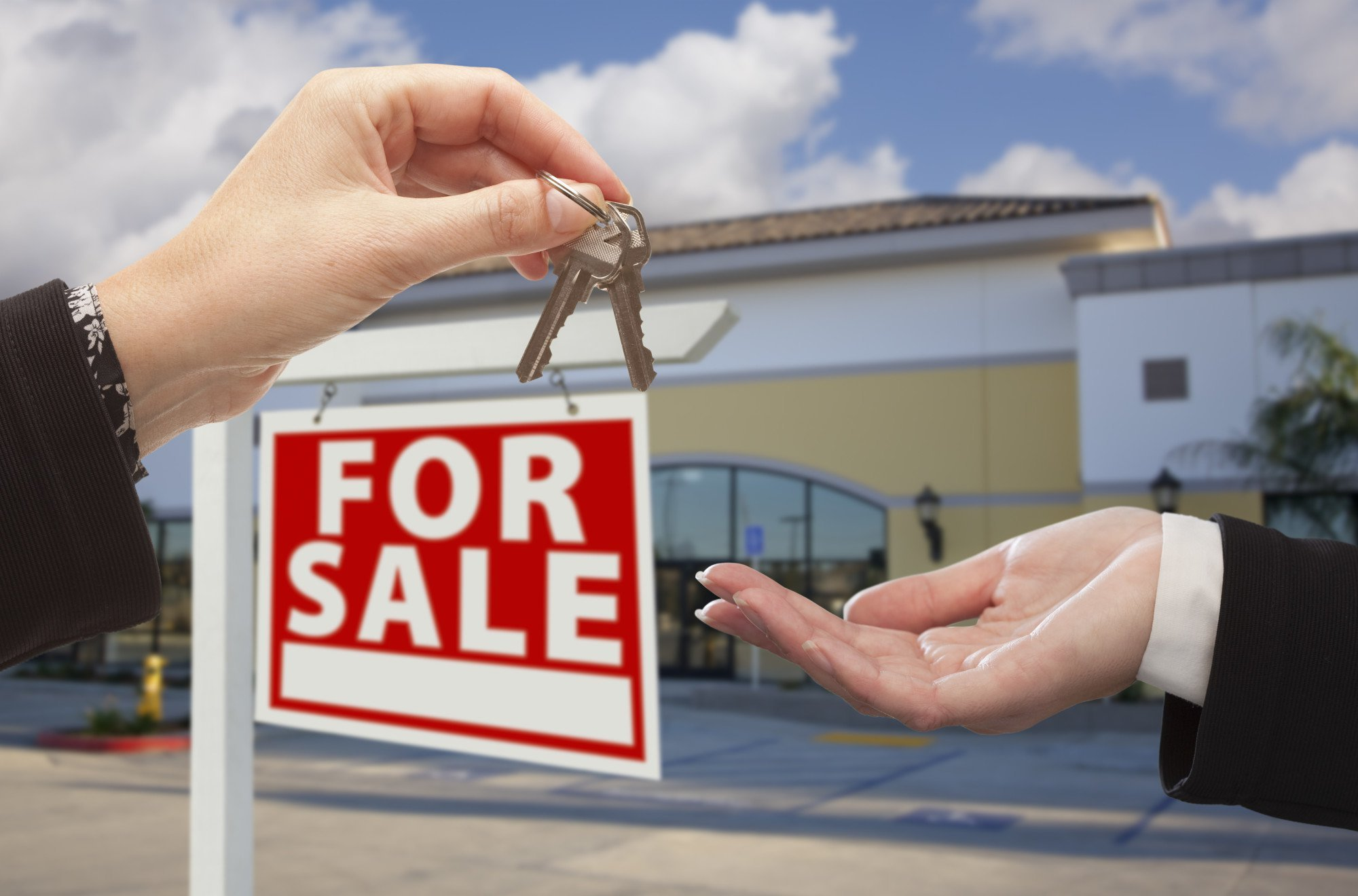 selling commerical real estate